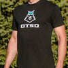 Otso logo T-shirt Front lifestyle men