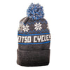 Otso Pom Snowflake Stocking Hat