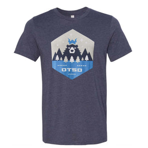 Otso Sprit Bear T-shirt Front