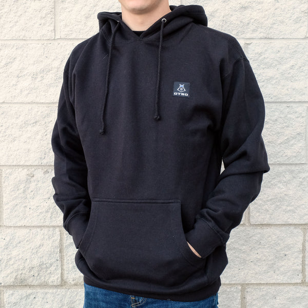Otso Born in the Northwoods Patch Hoodie Sweatshirt