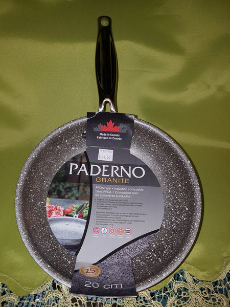 "PADERNO 11"" GRANITE PAN"