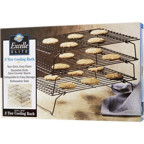 WILTON EXCELLE ELITE 3 TIER COOLING RACK