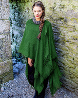 CELTIC RUANA LONG SHAWL WRAP