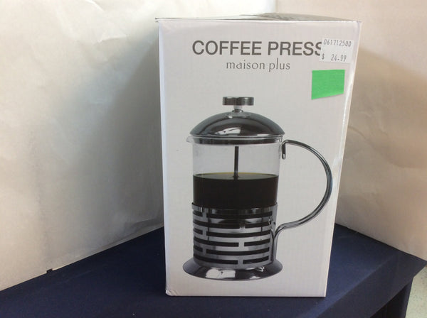 MAISON PLUS COFFEE PRESS