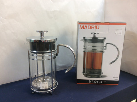MADRID COFFEE PRESS