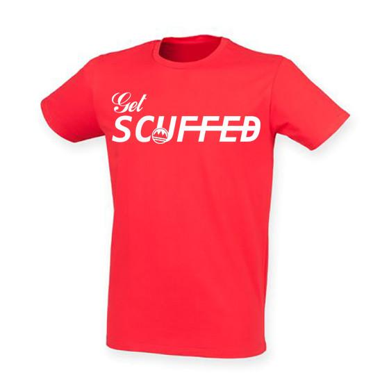 Get Scuffed Tee – Red