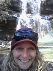 Heather at Quakertown Falls