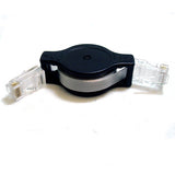 New 5 FT CAT5 RJ45 Retractable Ethernet Network Lan Cable