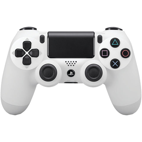 PlayStation 4 Dualshock 4 Wireless Controller (Glacier White)