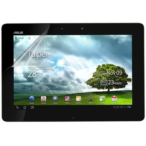 Skque Clear Screen Protector for Asus Transformer Prime TF201