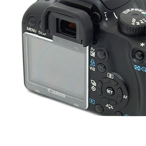 Skque Hard LCD Protect Cover Screen Protector for CANON EOS 1000D/Digital Rebel XS Camera