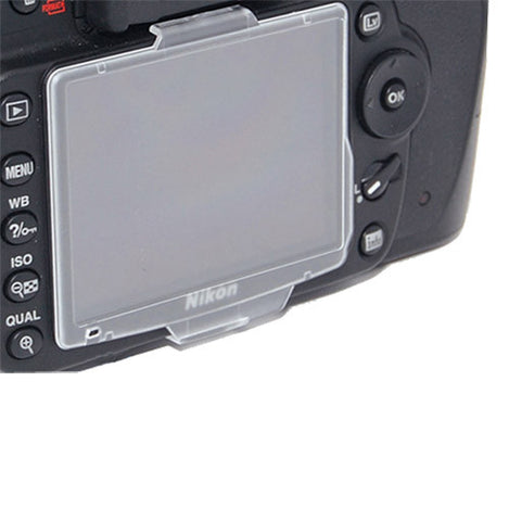 Skque Hard LCD Protect Cover Screen Protector for NIKON D90 Camera
