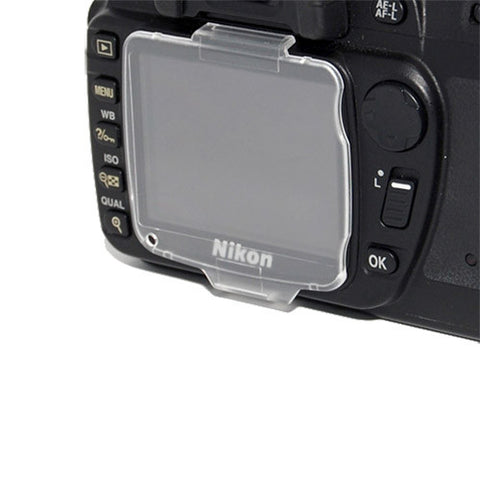 Skque Hard LCD Protect Cover Screen Protector for NIKON D80 Camera