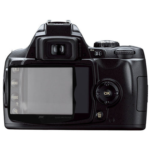 Skque®Universal Ultra Clear Optical Glass LCD Screen Protector Cover for Nikon D40 D40X D60