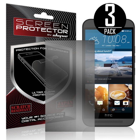 Skque® 3 Pcs Privacy Screen Protector for HTC One M9