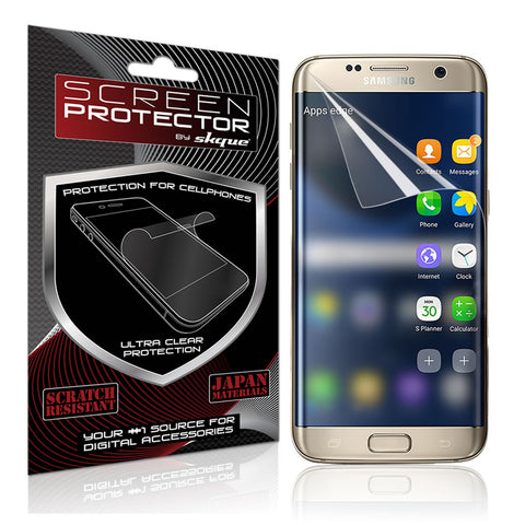 Skque® Anti Scratch Screen Protector for Samsung Galaxy S7