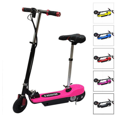 Skque® Seated Electric Scooter