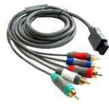 Skque COMPONENT AV CABLE FOR NINTENDO WII Game System [Electronics]