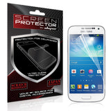 Skque® Anti Scratch Screen Protector for Samsung Galaxy S4 Mini I9190
