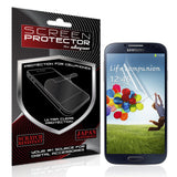 Skque® Anti Scratch Screen Protector for Samsung Galaxy S4 I9500