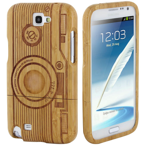 Skque® Flip PU Silk Pattern Leather PC Protector Case Cover for Samsung G...