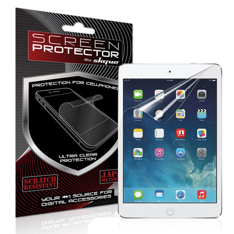 Skque?Anti-Glare Screen Protector for Apple iPad Air