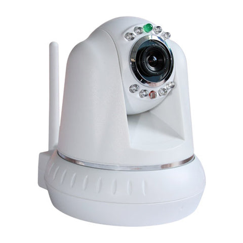 Skque Wireless WIFI CCTV Webcam IP Network Camera IR LED,545W