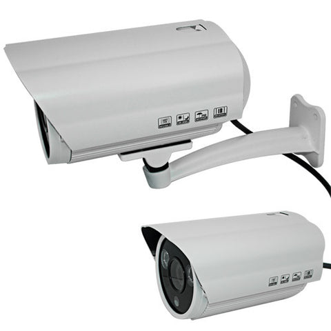 2.0 Megapixel HD Outdoor IP Camera (H.264, IR-cut), Autralia Power Plug