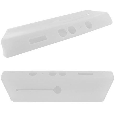 Skque Silicone Skin Case Cover for Microsoft Xbox 360 Kinect, Clear