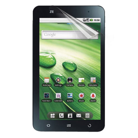 Skque Anti Scratch Screen Protector for ZTE Light Tab V9 V9 [PC]