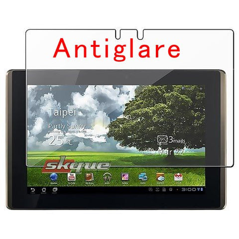 Clear Anti-Glare Matte Lcd Screen Protector For Asus Eee Pad Tf101 Transformer