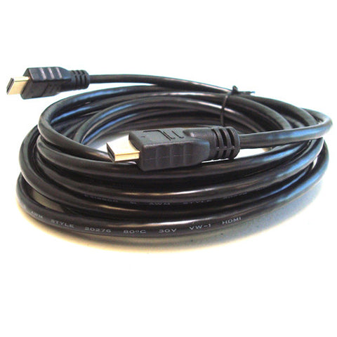 15Ft 1.4 Ver Hdmi 3D Ready 1080P Hdmi Cable High Speed 3D Ethernet For Xbox Ps3