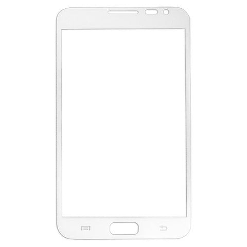 Tempered Glass Clear LCD Screen Protector by Skque for Samsung Galaxy Note