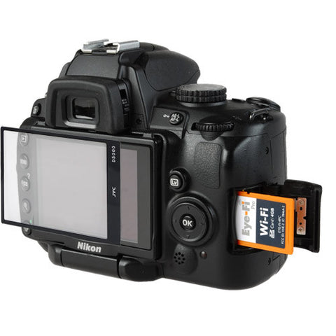 Tough Durable Tempered Glass Lcd Screen Protector For Nikon D5000