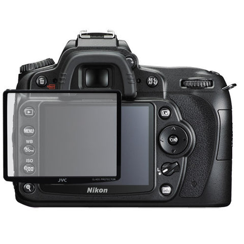 Tough Durable Tempered Glass Lcd Screen Protector For Nikon D90