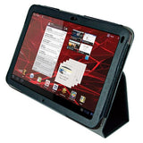 Premium Carrying Folding Standing Case Cover For Motorola Xoom 10.1 Tablet