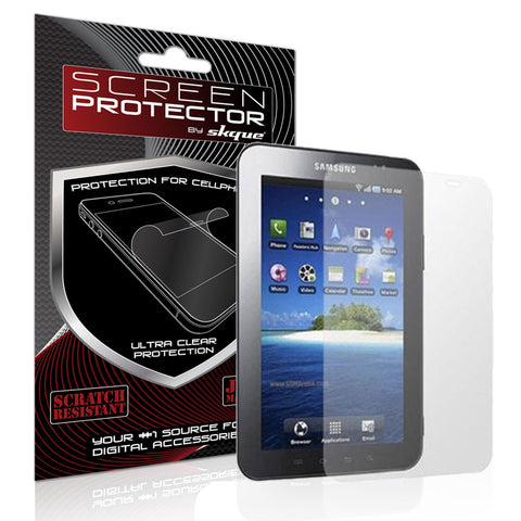 Lcd Screen Protector Shield Armor Protection Cover For Samsung Galaxy Tab P7100