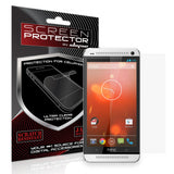Skque® Tempered Glass Film Screen Protector for HTC One