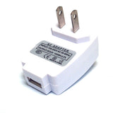 Skque White 1000mAH Usb Wall Charger for Apple IPODNew Iphone 4 Generation