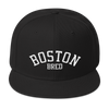 Boston Bred Snapback Hat