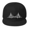 Zazkim Bridge Snapback Hat