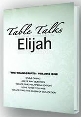 Table Talks Of The Honorable Elijah Muhammad Vol. 1