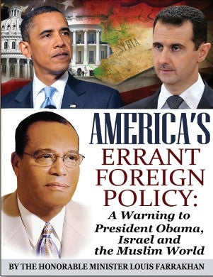 America's Errant Foreign Policy