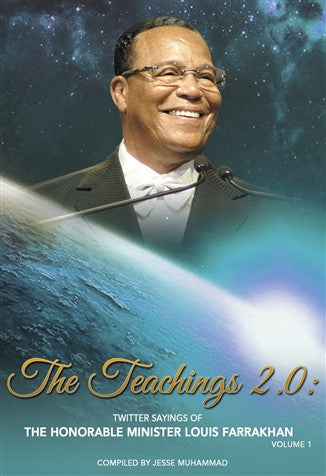 The Teachings 2.0: Twitter Book Vol 1