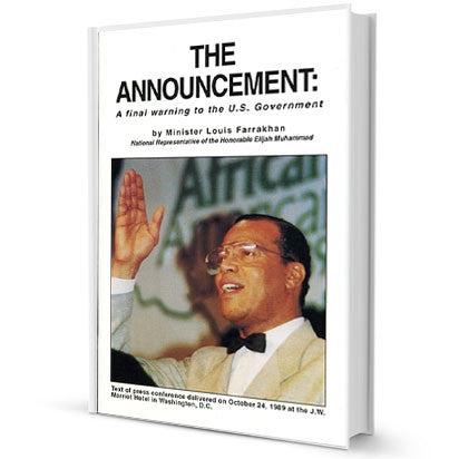 The Announcement (Book)