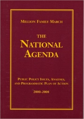 Million Family March: The National Agenda