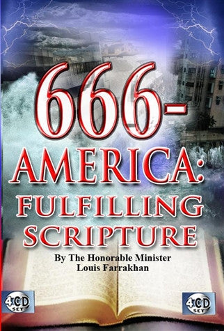 666 America: Fulfilling Scripture (CD)