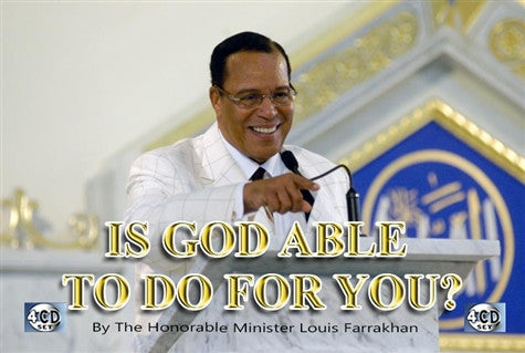 Is God Able To Do For You? (CD)