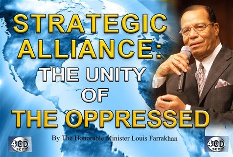 Strategic Alliance: The Unity Of The Oppressed