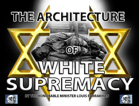 The Architechture Of White Supremacy